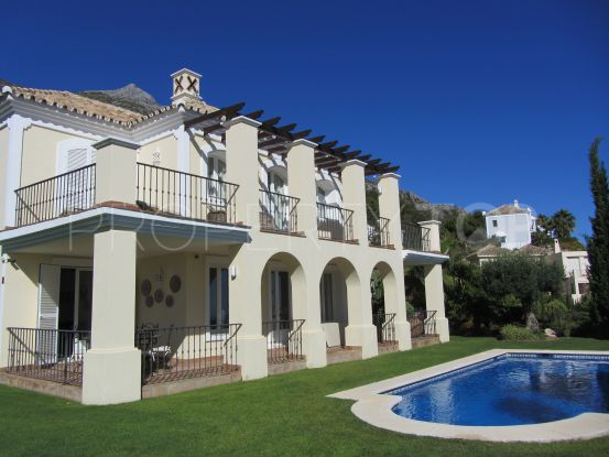 Villa with 4 bedrooms in Sierra Blanca Country Club | Vita Property