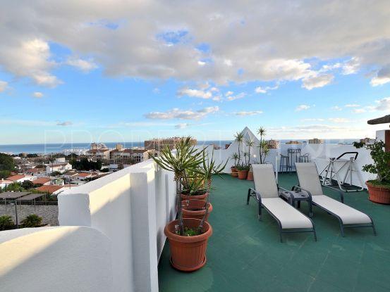 For sale duplex penthouse in Arroyo de la Miel   Franzén & Partner