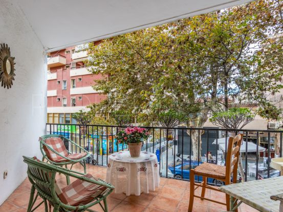 1 bedroom apartment in Marbella Centro for sale   Franzén & Partner