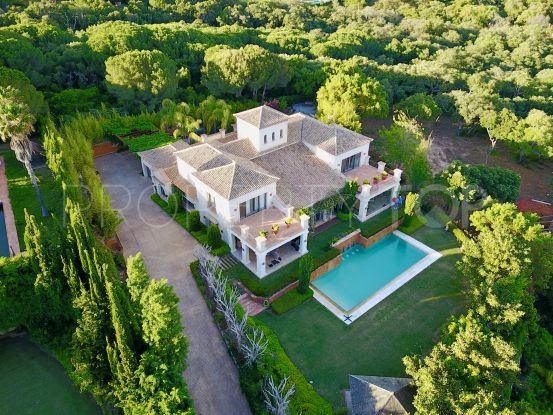 For sale villa in Sotogrande Alto with 5 bedrooms | Noll & Partners