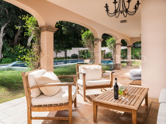 For sale Sotogrande 6 bedrooms villa | Noll & Partners