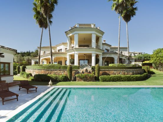 6 bedrooms Sotogrande Alto villa for sale | Noll & Partners