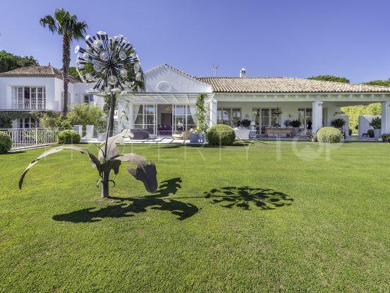 For sale Sotogrande Alto villa with 6 bedrooms | Noll & Partners