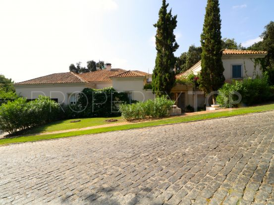 Villa in Los Altos de Valderrama, Sotogrande | Noll & Partners