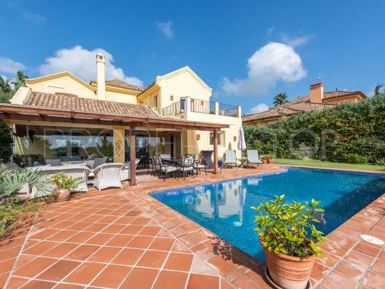 For sale villa in Sotogrande Alto with 4 bedrooms | Noll & Partners