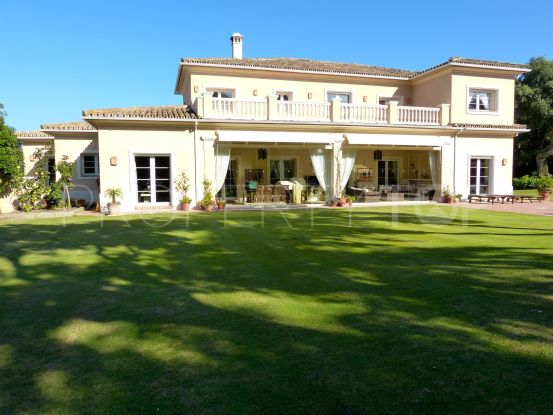San Roque Club 7 bedrooms villa for sale | Noll & Partners