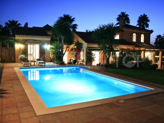 Villa with 5 bedrooms in Sotogrande Costa | Noll & Partners