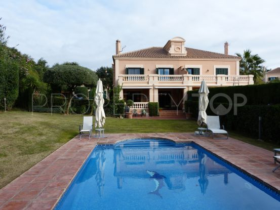 For sale semi detached villa in Sotogolf, Sotogrande | Noll & Partners