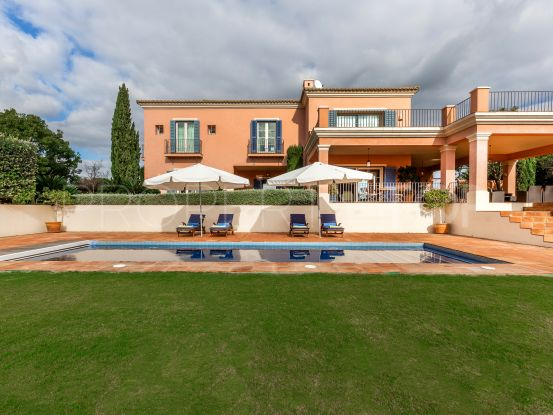 Villa for sale in Sotogrande Alto with 5 bedrooms | Noll & Partners