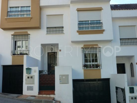 Buy Benalmadena Costa town house with 4 bedrooms | Elite Properties Spain
