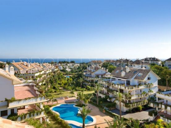 For sale penthouse in Marbella Golden Mile with 3 bedrooms   Elite Properties Spain