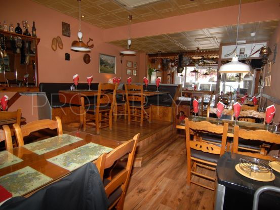 For sale restaurant in Calahonda | Elite Properties Spain