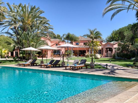 For sale Guadalmina Baja 10 bedrooms cortijo | Elite Properties Spain