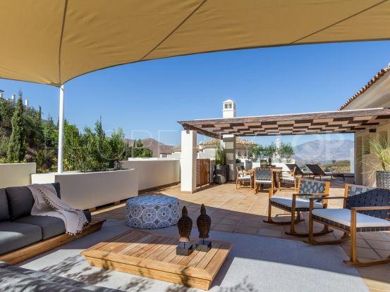 For sale duplex penthouse in La Mairena | Elite Properties Spain