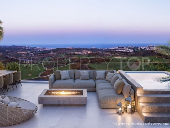 For sale Cala de Mijas penthouse with 4 bedrooms | Elite Properties Spain