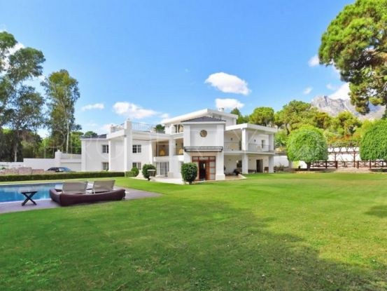 6 bedrooms Marbella Golden Mile villa for sale | Elite Properties Spain