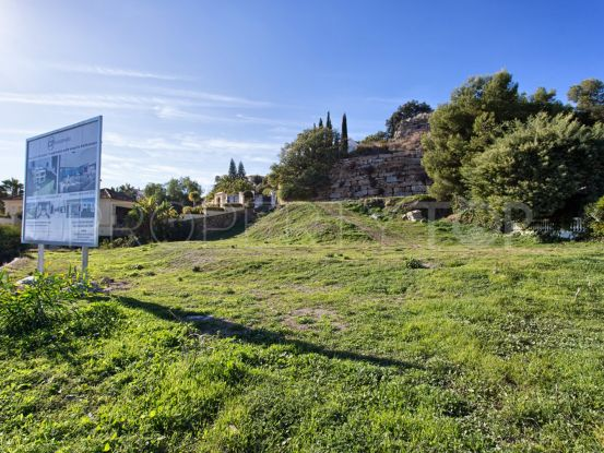 For sale residential plot in Benahavis | Elite Properties Spain