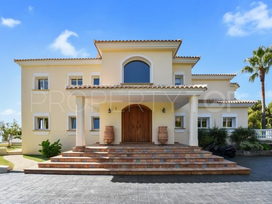 For sale Mijas villa with 6 bedrooms | Elite Properties Spain