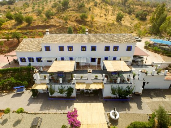 For sale Guaro 15 bedrooms finca | Your Property in Spain