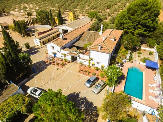 Finca with 9 bedrooms for sale in Antequera | Your Property in Spain
