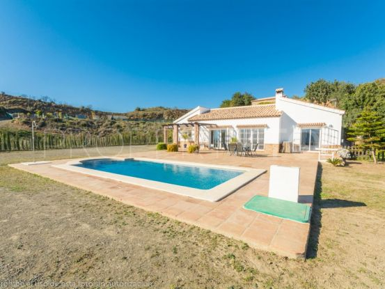 Finca for sale in Estacion de Cartama | Your Property in Spain