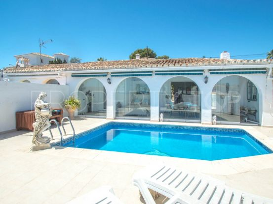 For sale Benalmadena semi detached villa | Your Property in Spain
