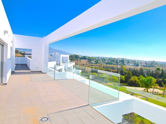 For sale 3 bedrooms penthouse in Marques de Guadalmina | Your Property in Spain
