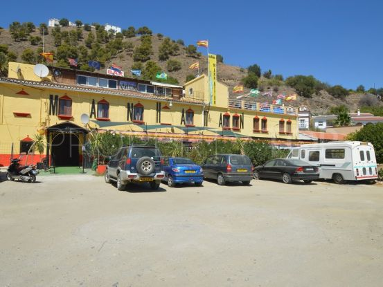 Buy hotel in Alora with 9 bedrooms | Your Property in Spain