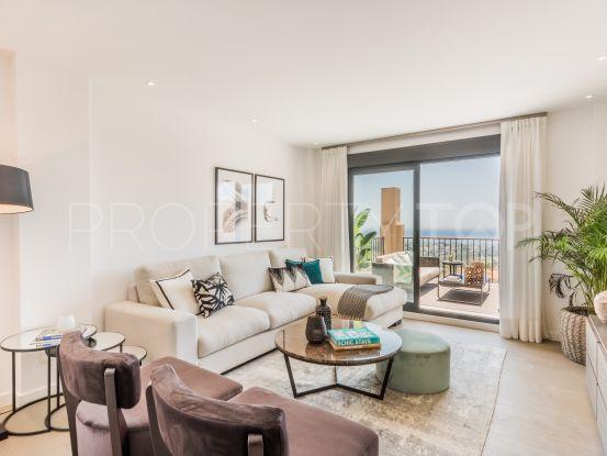 For sale ground floor apartment in La Alqueria, Benahavis | Quartiers Estates