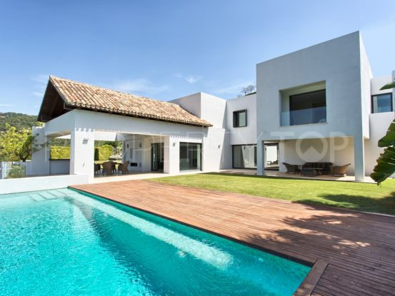 Los Arqueros villa with 6 bedrooms | Quartiers Estates