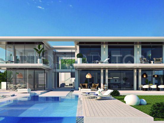 Benahavis 4 bedrooms villa for sale   Quartiers Estates