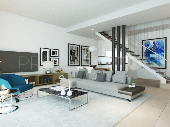 Buy town house with 4 bedrooms in Manilva | Quartiers Estates
