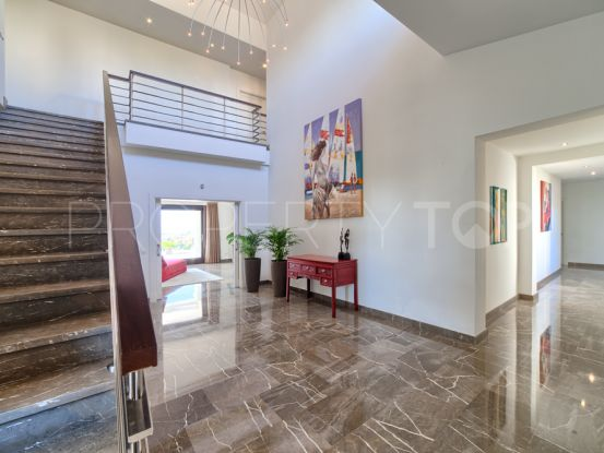 5 bedrooms Los Flamingos Golf villa for sale | Quartiers Estates