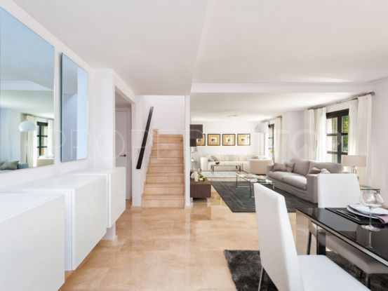 Buy town house with 4 bedrooms in Guadalmina Baja, San Pedro de Alcantara | Quartiers Estates