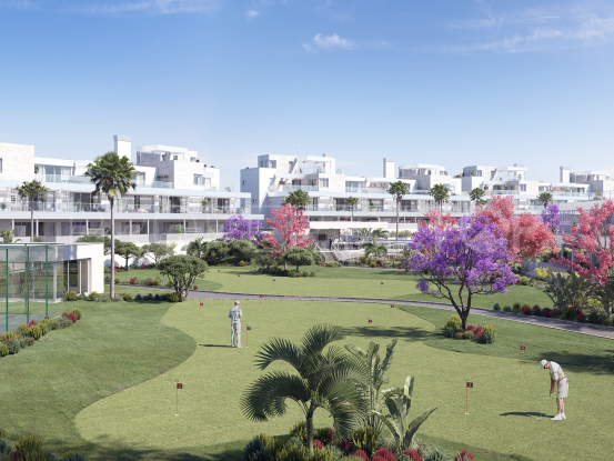 3 bedrooms apartment for sale in Estepona | Quartiers Estates