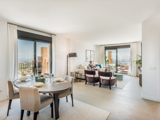 For sale ground floor apartment with 3 bedrooms in La Alqueria, Benahavis | Quartiers Estates