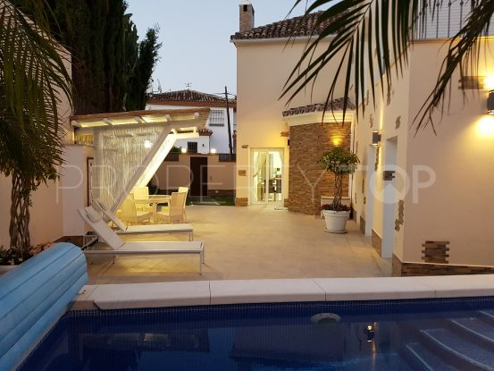 For sale villa in Cortijo Blanco | Quartiers Estates