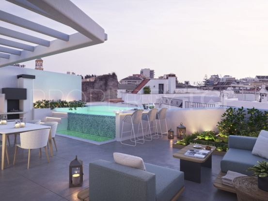 Marbella 3 bedrooms penthouse   Quartiers Estates