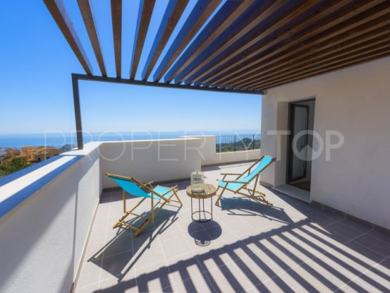 Town house for sale in Benalmadena with 3 bedrooms | Quartiers Estates