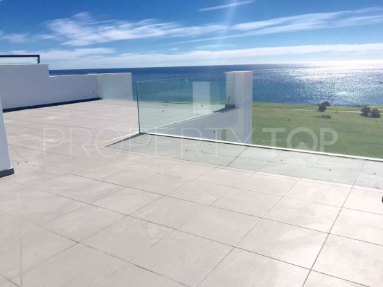 For sale Alcaidesa Costa 3 bedrooms penthouse | Quartiers Estates