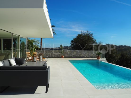 Mijas Golf villa with 4 bedrooms | Quartiers Estates