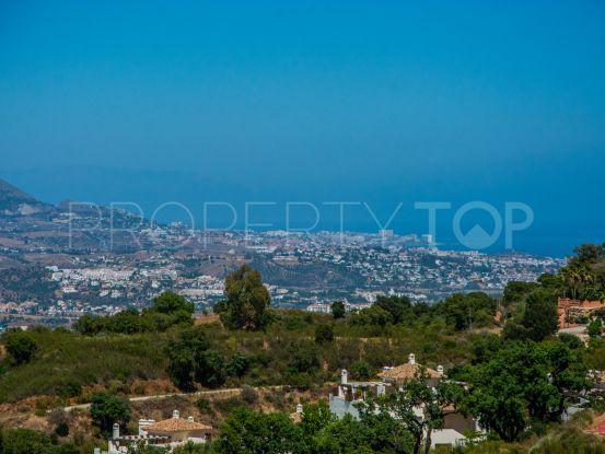 Plot for sale in La Mairena, Marbella East | Quartiers Estates