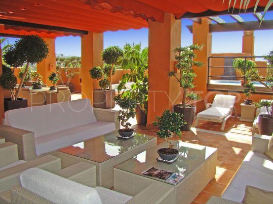 For sale duplex penthouse in La Alzambra Hill Club, Nueva Andalucia | Kara Homes Marbella