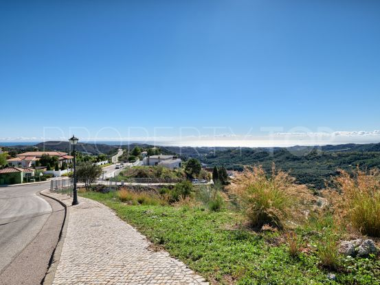 Plot in Monte Mayor for sale | Kara Homes Marbella