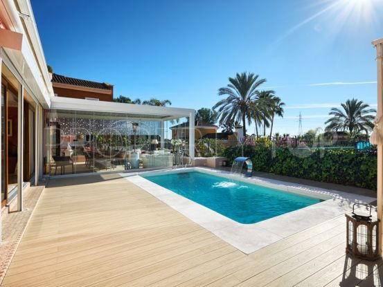 Villa with 4 bedrooms in Nagüeles, Marbella Golden Mile | Kara Homes Marbella