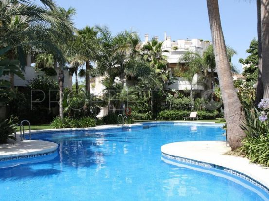 For sale Nueva Andalucia 3 bedrooms ground floor apartment | Cloud Nine Prestige