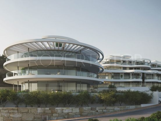 For sale Benahavis penthouse with 3 bedrooms | Cloud Nine Prestige