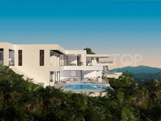 For sale villa with 4 bedrooms in New Golden Mile | Cloud Nine Prestige