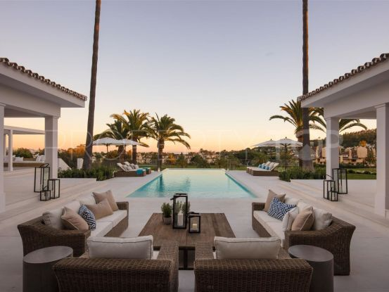 6 bedrooms Nueva Andalucia villa | Cloud Nine Prestige
