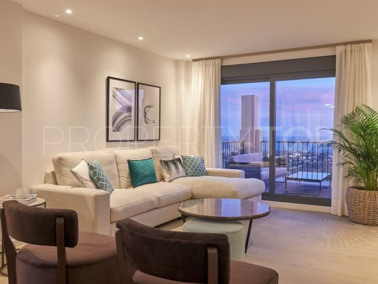 For sale Benahavis apartment with 2 bedrooms | Cloud Nine Prestige